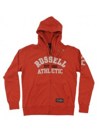 A1-606-2 Ζακέτα ανδρική Russell Athletic