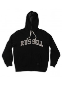 A1-725-2-099 Russell Athletic Zip through hooded sweat