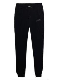 A1-131-2 099 Russell Athletic Γυναικείο αθλητικό παντελόνι Χρώμα Μαύρο