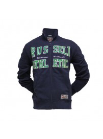 A4-001-1-190 Russell Athletic Zip Through Track Jacket
