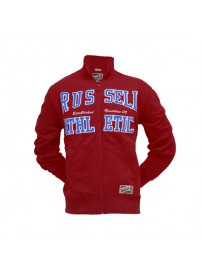 A4-001-1-431 Russell Athletic Zip Through Track Jacket