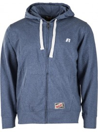 A4-032-1-136 Russell Athletic Zip Through Hoody