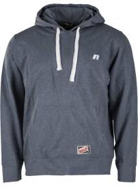 A4-033-1 Russell Athletic Ανδρική μπλούζα φούτερ Χρώμα Γκρι