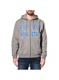 A4-085-1-090 Russell Athletic Zip Through Hoody