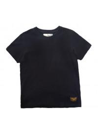 A9-042-1 Russell Ανδρική μπλούζα μακό Χρώμα Μαύρο