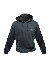 62791C 0089 Umbro Hooded Sweat (ebony)