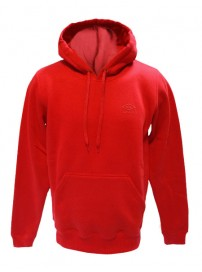 62791E 0041 Umbro Hooded Sweat (red)