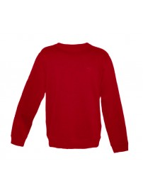 62792E 0041 Umbro TP Crew Sweat (red)
