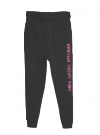 66528 0089 Umbro Γυναικείο παντελόνι φούτερ (melan charcoal)