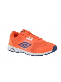 80938U DKM Umbro Runner 2 (shocking orange/team royal/white)