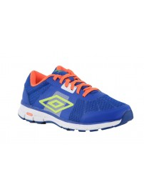 80938U DKR Umbro Runner 2 (team royal/safety yellow/white/fiery coral)
