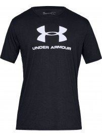 1329590-001 Under Armour Sportstyle Logo (Black)