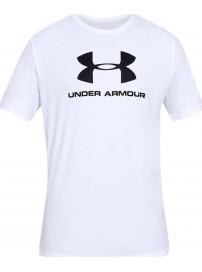 1329590-100 Under Armour Sportstyle Logo (White)