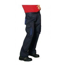 507 Fageo Trousers Navy/Royal