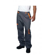 525 Fageo Trousers Gray/Orange