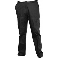 602 Fageo Trousers Black