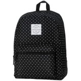 162 AWG 703.70 Awesome Double Backpack (black dot/allover)
