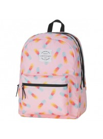 162 AWG 703.90 Awesome Double Backpack (multicolour/pineapple/allover)