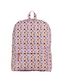 172 EMF 702.77 Emo Fun Backpack (pink allover)