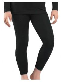 KT02KG Kota Thermal Underwear Παιδικό ισοθερμικό κολάν για κορίτσι Χρώμα Μαύρο