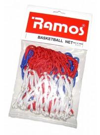 Δίχτυ Μπασκέτας Ramos Τρίχρωμο