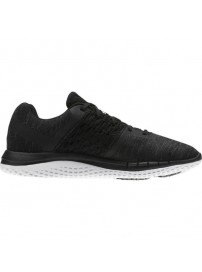 CN0411 Reebok Print Run Dist (black/alloy/white)