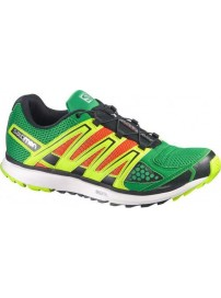 366775 Salomon X-Scream (sinople green/george orange-x/white)